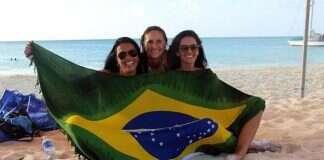 Praia Eagle Beach Aruba