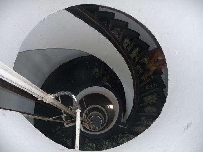 Escada do Farol Preguiças