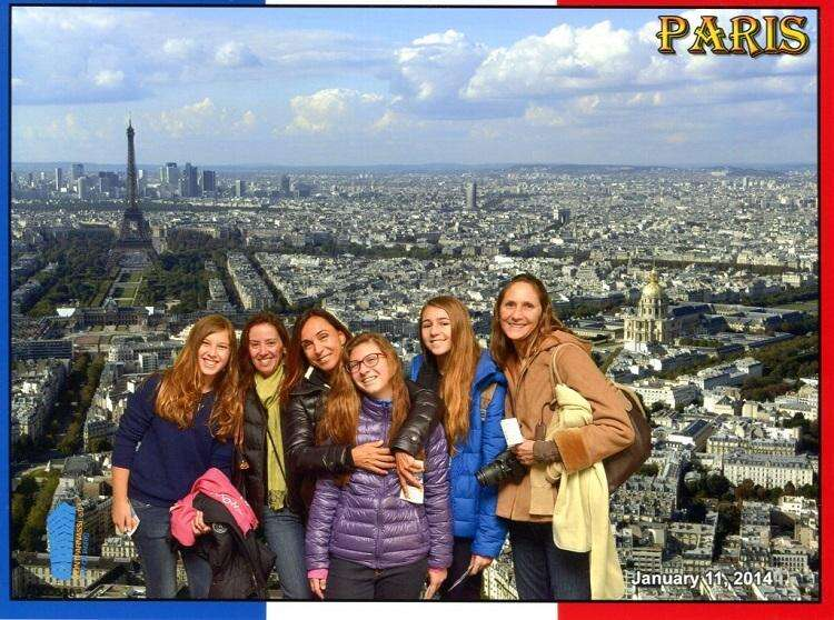 Foto Torre Montparnasse