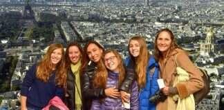 Torre Montparnasse Paris