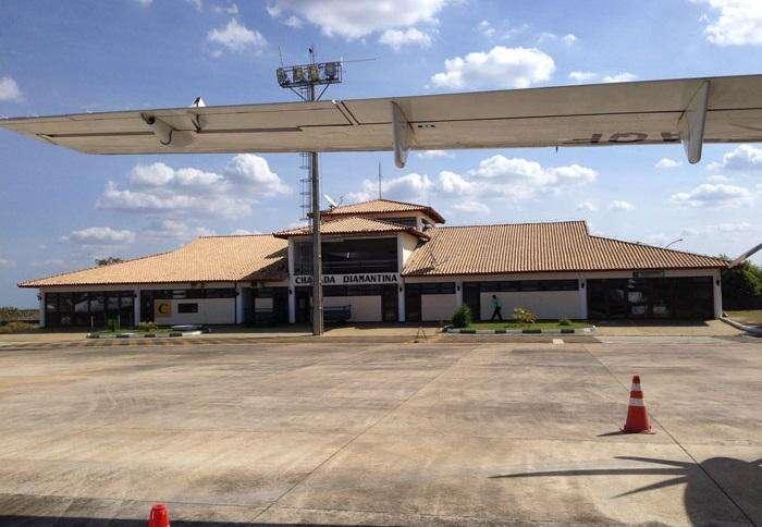 Aeroporto de Lençóis - Chapada Diamantina