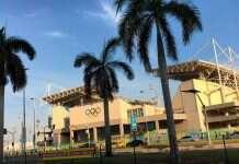parque olimpico da Barra