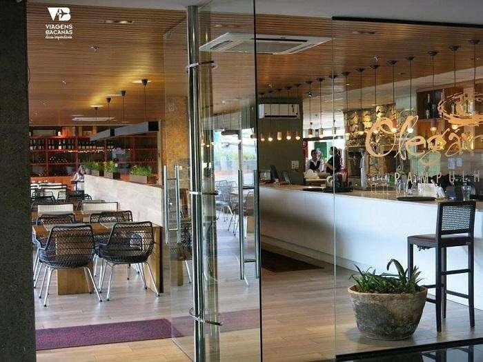 Restaurante Olegário no Quality Hotel Pampulha