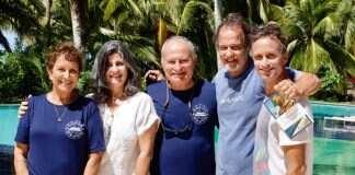 Pousada Camurim Grande e a Familia Schurmann