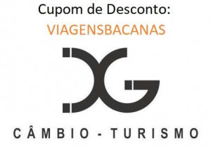 DG Câmbio - Viagens Bacanas