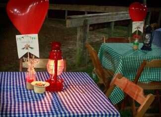 Festa Junina na Fazenda Capoava