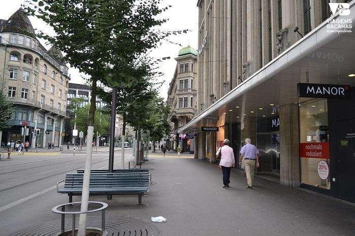 Bahnhofstrasse Zurique