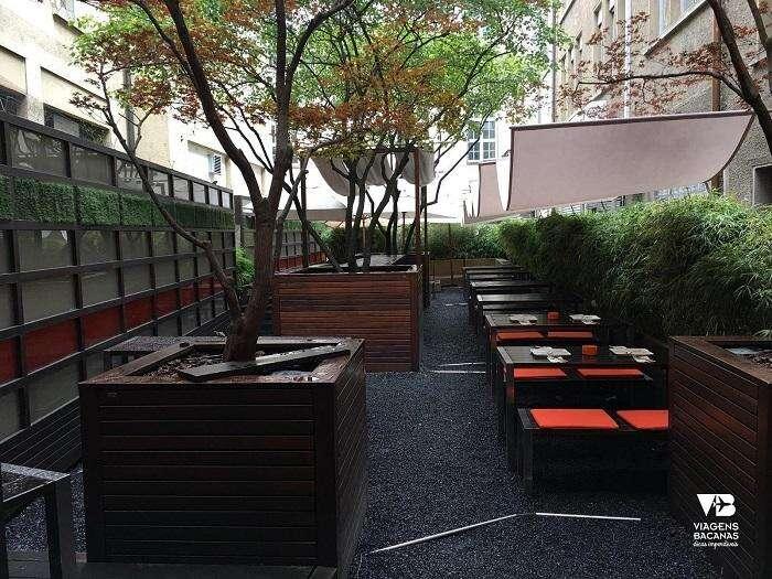 Restaurante do Sorell Hotel Seidenhof