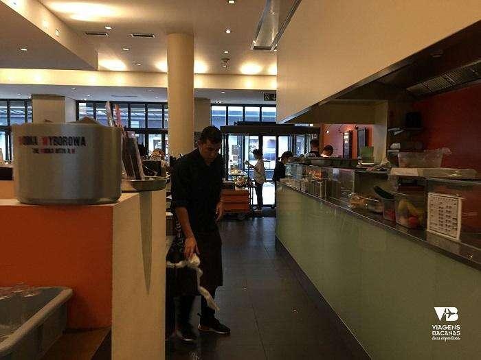 Café no Sorell Hotel Seidenhof