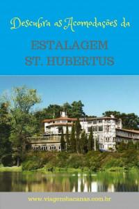 Acomodações da Estalagem St Hubertus