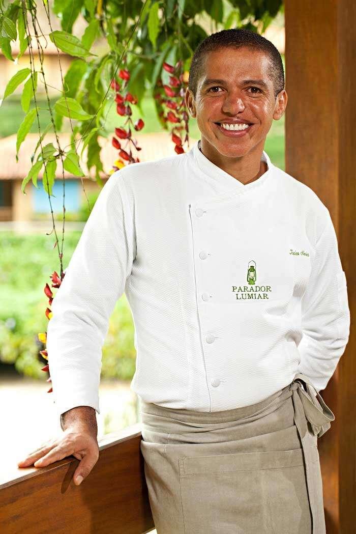 Chef Isaias Neries - Credito Rodrigo Azevedo