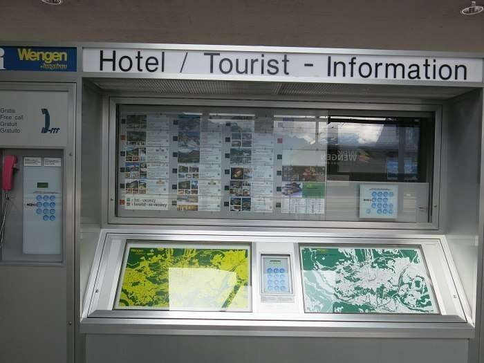 Wengen tourist information