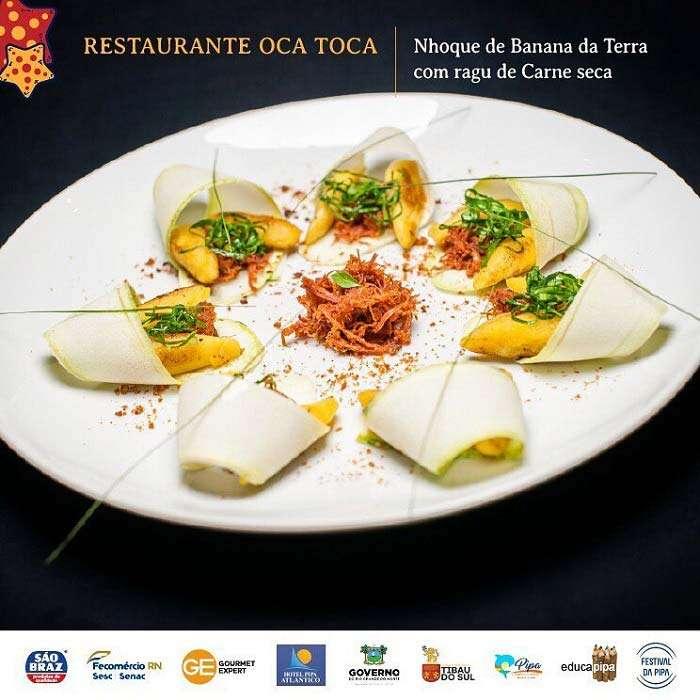 Restaurante Oca Toca - Pousada Toca da Coruja