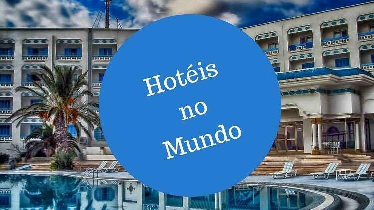 Hotéis no Mundo