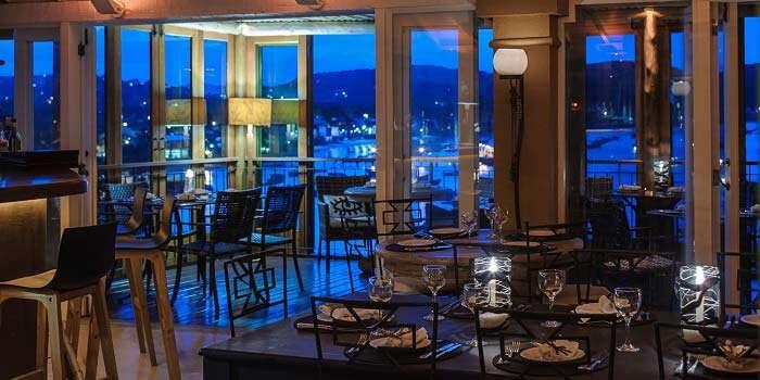 Restaurante em Búzios Altto Ristorante & Lounge Bar