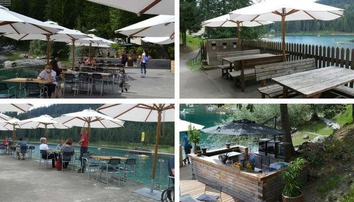 Bar e Restaurante no Caumasee