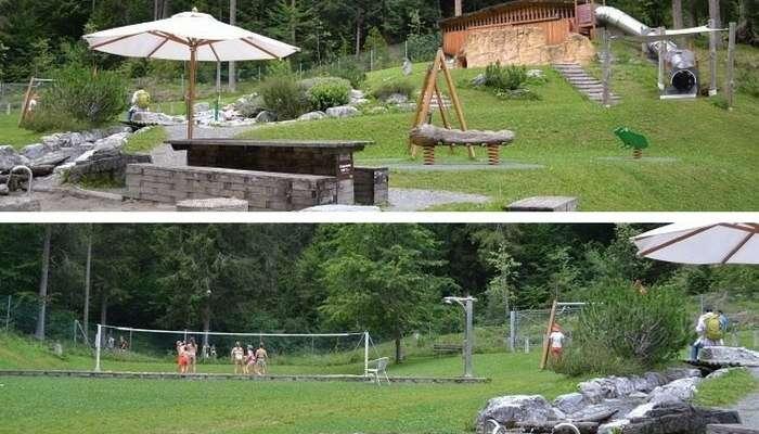 Caumasee Playground