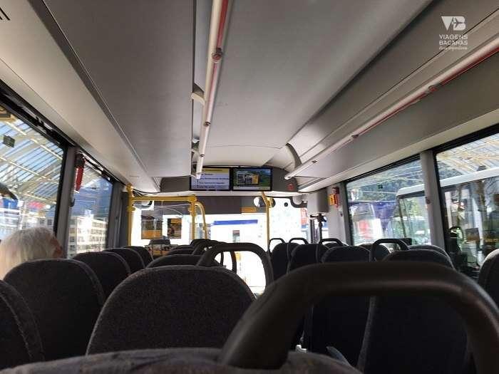 Ônibus de Chur para Flims Waldhaus