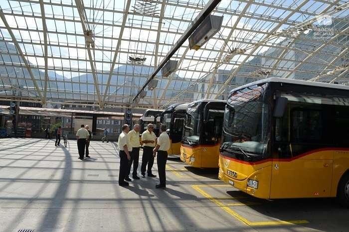 Estação de ônibus de Chur