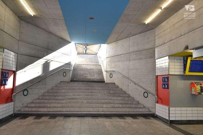 Estação de Trem de Chur