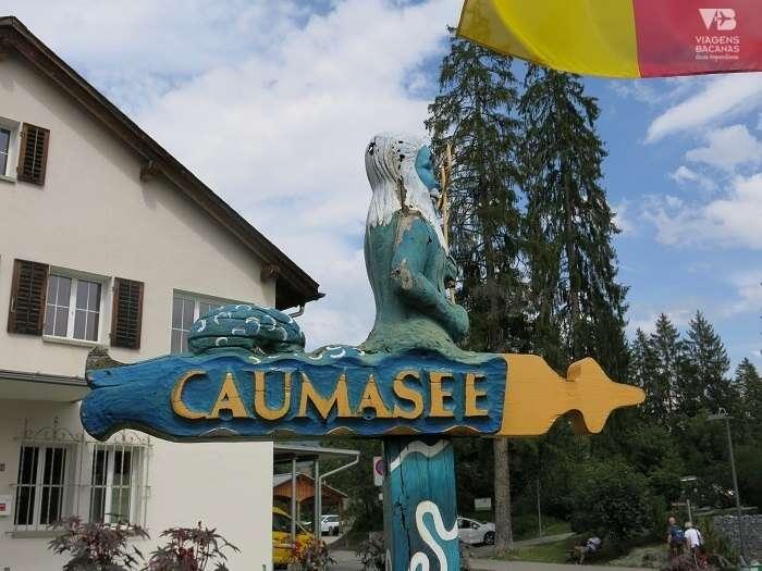 Flims Waldhaus Caumasee
