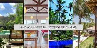 Hotéis Roteiros de Charme