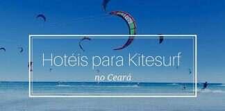 Hotéis para Kitesurf