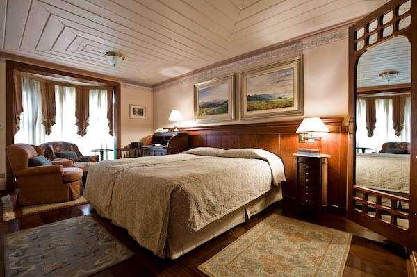Apartamento Luxo no Relais Frontenac