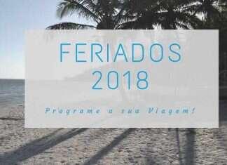 Dicas de Viagem para 2018