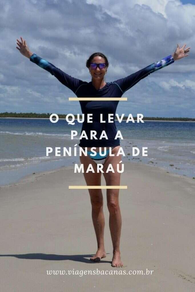 O Que Levar para a Península de Maraú