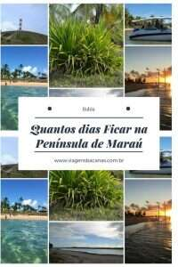 Quantos Dias Ficar na Península de Maraú