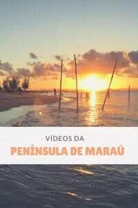 Vídeos da Península de Maraú