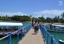 Como Chegar na Península de Maraú
