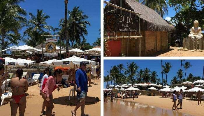 Bar das Meninas e Buda Beach Bar