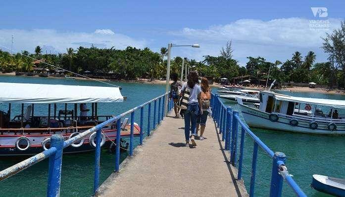 Chegando em Barra Grande