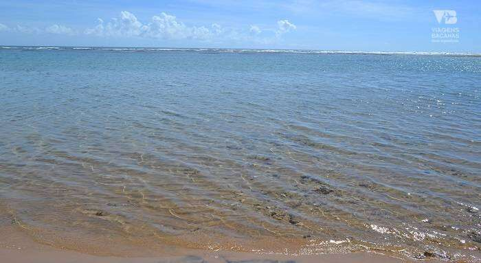Praia de Algodões