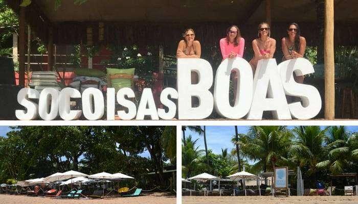 Bares e Restaurantes da Ponta do Mutá