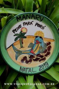 Prato da Boa Lembrança 2018 do Hotel Manary