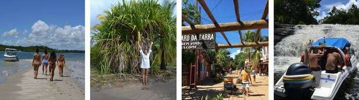 O Que Fazer na Península de Maraú