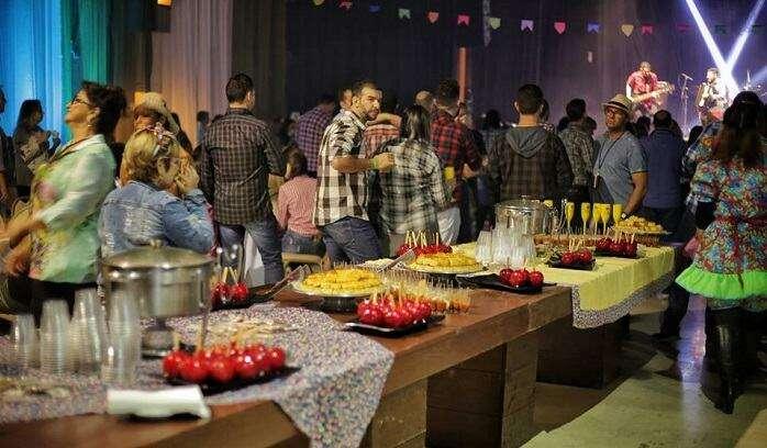 Festa Junina no Costão do Santinho Resort