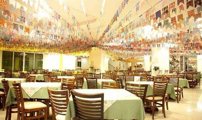 Festa Junina no Fazzenda Park Hotel