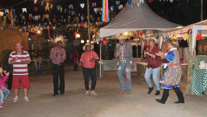 Festa Junina no Vassouras Eco Resort