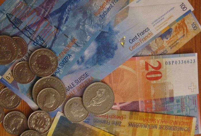 Francos Suíços
