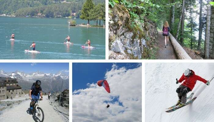Esportes na Suíça