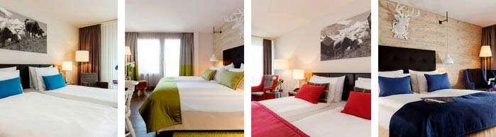 Ameron Hotel Flora Lucerna