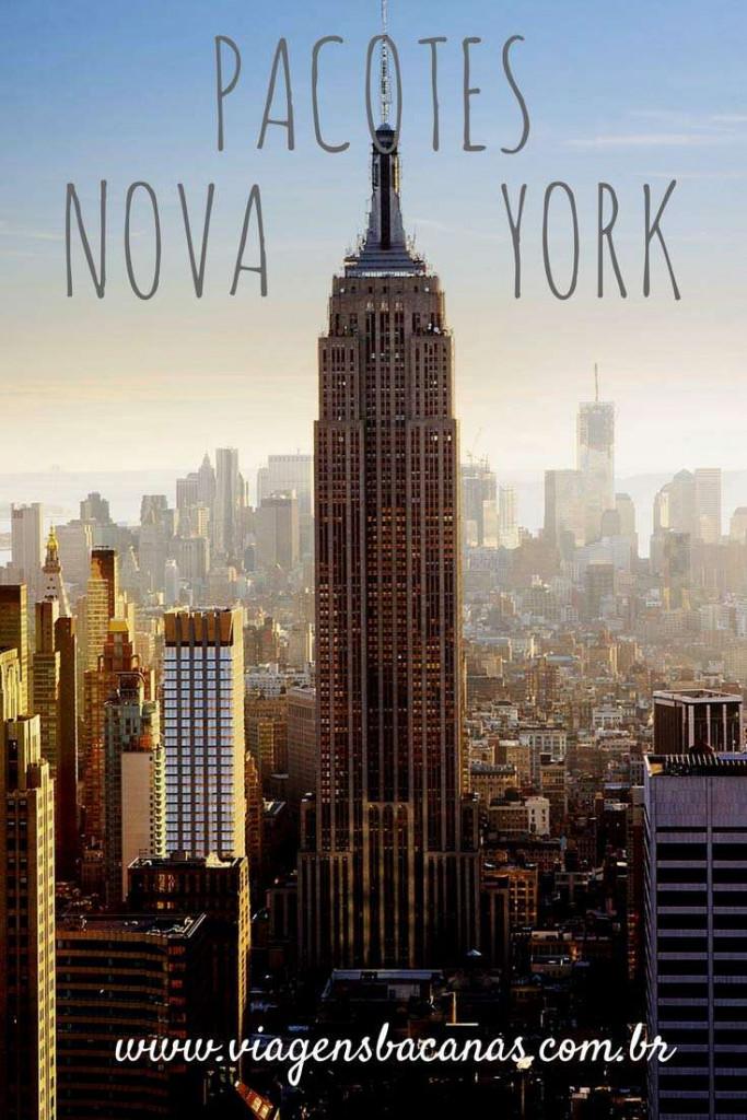 Pacotes Nova York