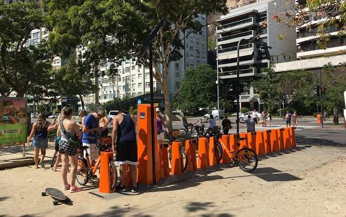 imagem das Bicicletas Bike Rio