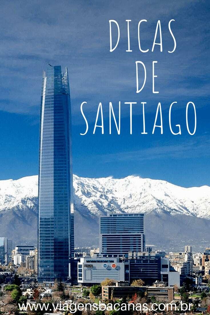 Dicas de Santiago