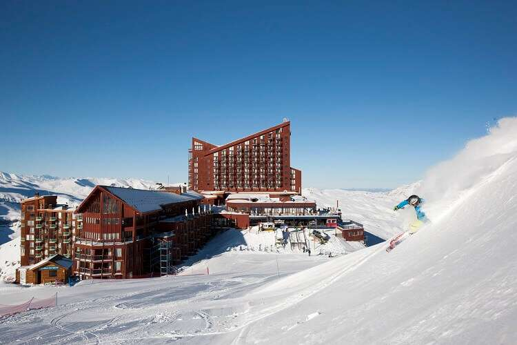 Foto de Valle Nevado
