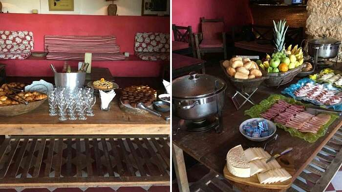 Café da Manhã no Bar dos Descasados